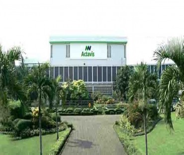 HMI & PLC, Upgrade & Development, PT Actavis Indonesia